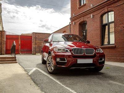używany BMW X6 E71