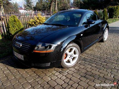 używany Audi TT - 1.8 Turbo,2002r. po serwisach, 2x super ALUfelgi