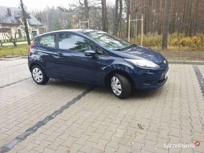 używany Ford Fiesta 1.3dm3 82KM 2010r. 129 000km 2010 r_1.3_Klima_I Wł_Serwis_Mały Przebieg_Super Stan_Opł z Niemiec