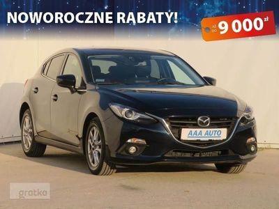 używany Mazda 3 III Salon Polska, Serwis ASO, Navi, Xenon, Bi-Xenon,, Piaseczno