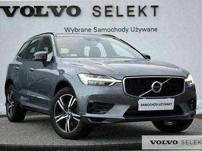 używany Volvo XC60 XC60T4 R-Design aut