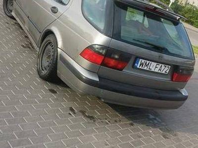 używany Saab 9-5 aero kombi na Czesci tanio czesci