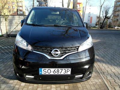 używany Nissan NV200 Navi! Światła do jazdy dziennej! Klimatronik!, Sosnowiec