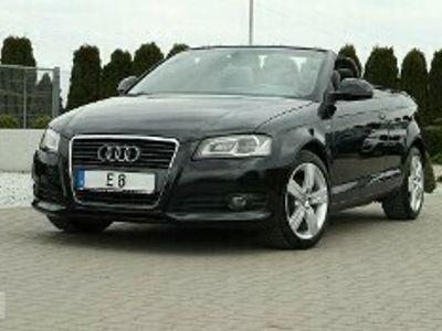 używany Audi A3 Cabriolet II (8P) S-Line Xenon 2.0 TDI Półskóra Gwarancja !!!