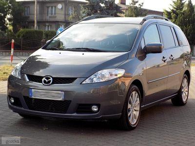 brugt Mazda 5 I 1.8 16V.116KM.klimatronic!7-miejsc!przeb-169tyś!