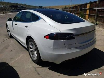 używany Tesla Model S Model Sautomat. 2016