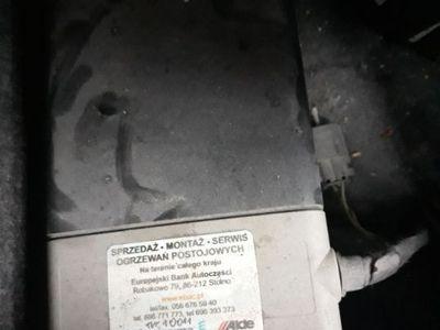 używany Mercedes Sprinter III
