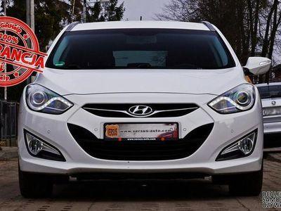 używany Hyundai i40 2.0i PREMIUM - Skóra NAVI - Zamiana Gwarancja Raty