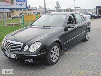 brugt Mercedes 220 Klasa E W211