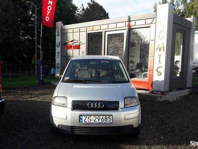 używany Audi A2 1.4dm 75KM 2001r. 154 800km
