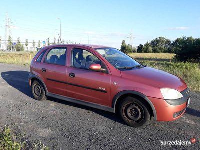używany Opel Corsa 1.2 75 KM+LPG