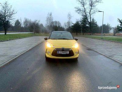 używany Citroën DS3 Sport Chic 1.6 Turbo 156KM Raty/Zamiana