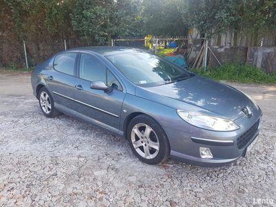 używany Peugeot 407 2.0Hdi 2006r.