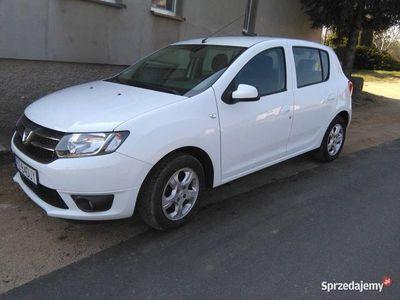 używany Dacia Sandero II zarejestrowana, sewisowany w ASO, Stan bdb