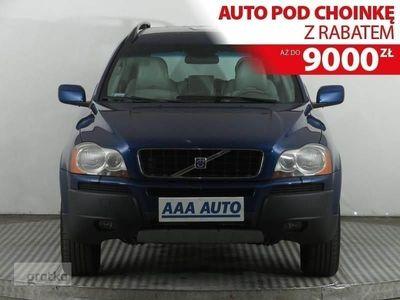 używany Volvo XC90 I Serwis ASO, 182 KM, 4X4, Automat, Skóra, Klimatronic,