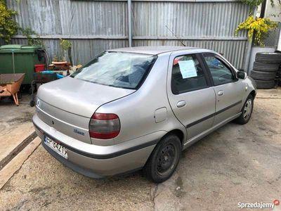 używany Fiat Albea 2001 r.