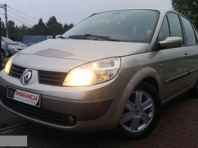 używany Renault Scénic II 1.6dm 113KM 2006r. 207 632km