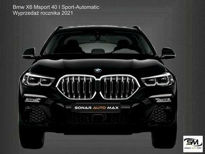 """używany BMW X6 X6xDrive 40i Sport-Automatic """"M Sport"""" G06 (2019-)"""