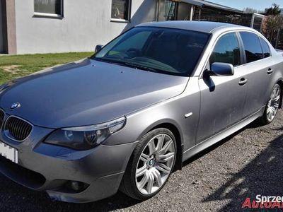 używany BMW 530 E60 D SE M-PAKIET 2006R. ANGLIK Z DOW. V5C