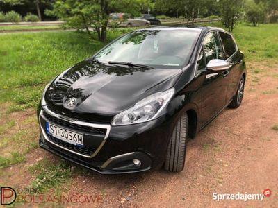 używany Peugeot 208 Allure, cesja leasingu