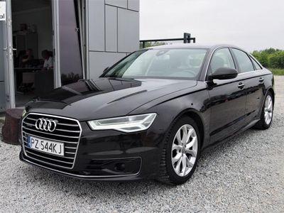 brugt Audi A6 3dm3 272KM 2016r. 166 000km 3.0TDi 272KM 2016r Quattro, Matrix, MMi, PL Salon, bezwypadkowa, FV23%