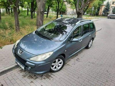 używany Peugeot 307 SW SW Panorama dach ! 7 Foteli ! II (2005-)