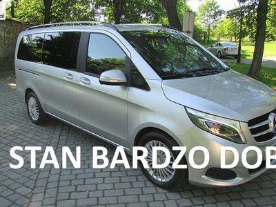 używany Mercedes V220 2.1dm 200KM 2015r. 199 000km