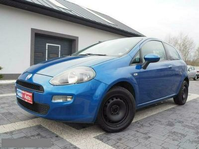 używany Fiat Punto 2012 1.2dm 69KM 2012r. 82 189km