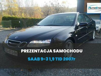 używany Saab 9-3 1,9 TID 2007r - 12400zł