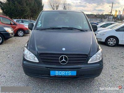 używany Mercedes Vito W639 2.1 116KM