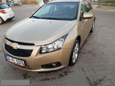 używany Chevrolet Cruze 1.8dm 141KM 2010r. 45 000km