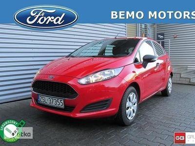 używany Ford Fiesta VI 1.25 benzyna / 60KM, Salon PL, Serwis ASO, Poznań