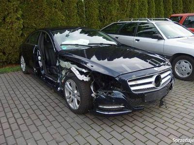 używany Mercedes CLS350 3dm 252KM 2014r. 14 500km