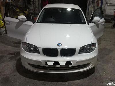 używany BMW 118 seria 1 2010r E87 d n47