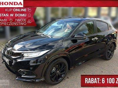 używany Honda HR-V II Sport Sport 1.5 VTEC Turbo MT 182KM Kamera Cofania Czujniki Parkowan