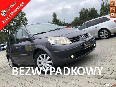 używany Renault Scénic II 1.6dm 113KM 2005r. 139 369km