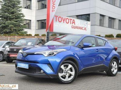 używany Toyota C-HR 1.8dm 122KM 2018r. 25 780km