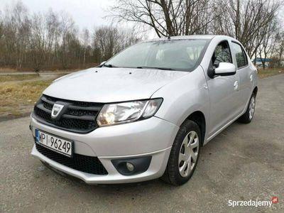 używany Dacia Logan Salon PL Rejestracja 2014 II (2012-)