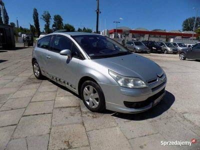 używany Citroën C4 !!!Targówek!!! 1.6 Diesel, 2008 rok produkcji! KOMIS TYSIAK I (2004-2010)