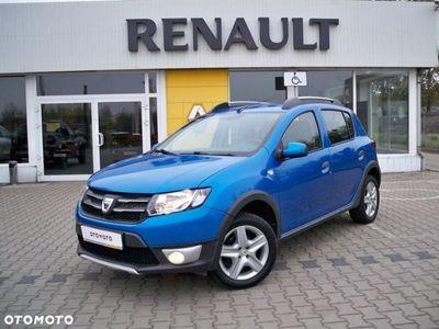 używany Dacia Sandero 0.9dm3 90KM 2015r. 80 000km STEPWAY, Polski Salon, Inst. LPG STAG, Jeden Właściciel, FV VAT ! ! !