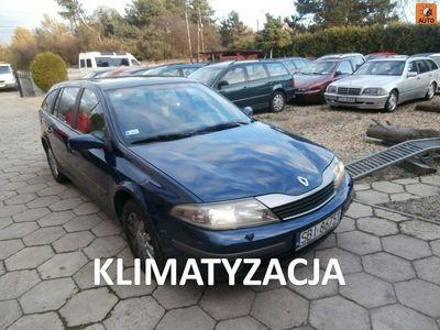 używany Renault Laguna II 1.9 120KM