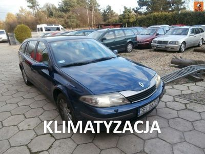 używany Renault Laguna II II 1.9 120KM