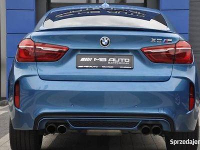 używany BMW X6 M 4.4 Benzyna 575 KM X-Drive
