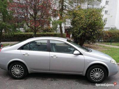 używany Nissan Primera p12 2002r