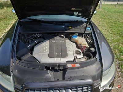 używany Audi A6 C6 3.0 TDI S-Line Sprzedam Lub Zamienię