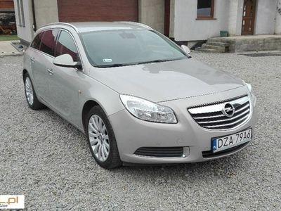 używany Opel Insignia 2dm 130KM 2009r. 235 000km