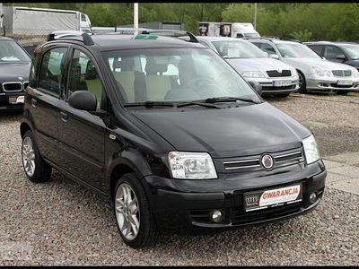 używany Fiat Panda II 1.2Kat 8V 60KM*Klima*El. *Szwajcar