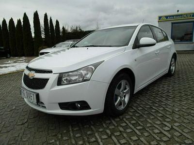 używany Chevrolet Cruze 1.6dm 124KM 2011r. 151 700km