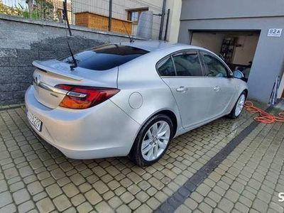 używany Opel Insignia 1.4 95000km Anglik rej w PL Polecam
