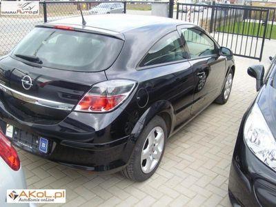 używany Opel Astra 1.7dm 100KM 2008r. 83 000km
